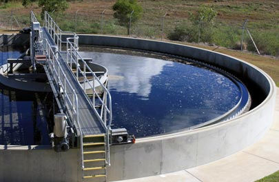 Civil Engineering Services - Clarifier Tank