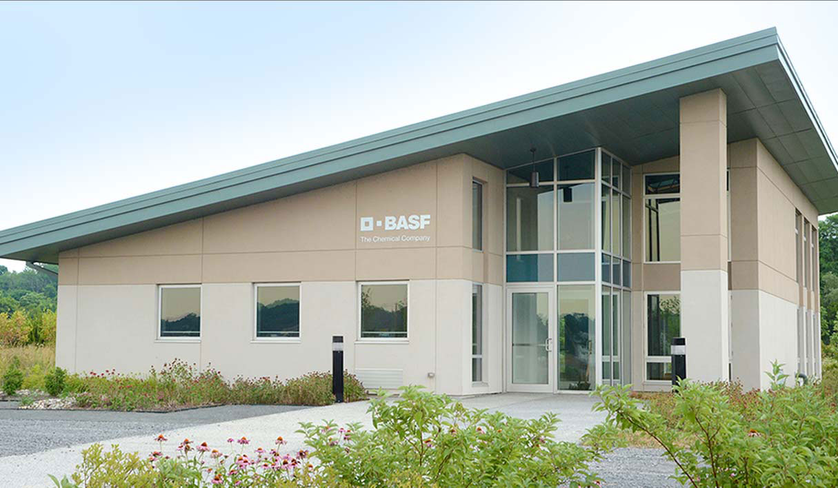 BASF Environmental Education Classroom & Wildlife Habitat