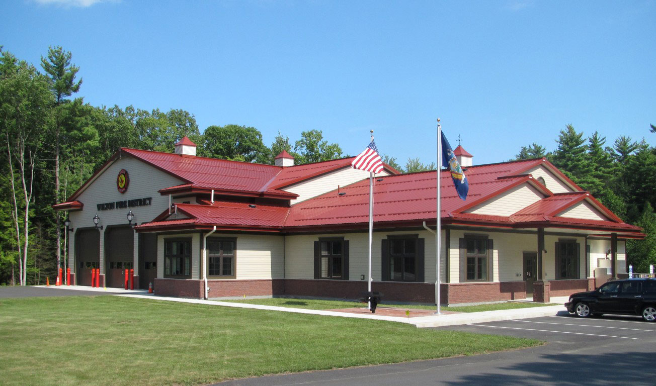 Wilton Fire District Station 2