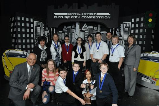 New Lebanon Jr/Sr High School - Regional Winner