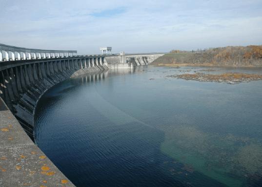 Long Sault Dam