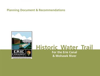 Erie Canal – Mohawk River Historic Water Trail - Thumbnail