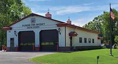 Elsmere Fire District Station 2