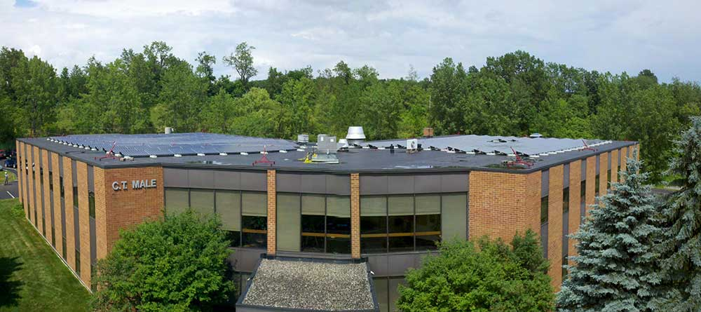 C.T. Male Associates Headquarters in Latham NY