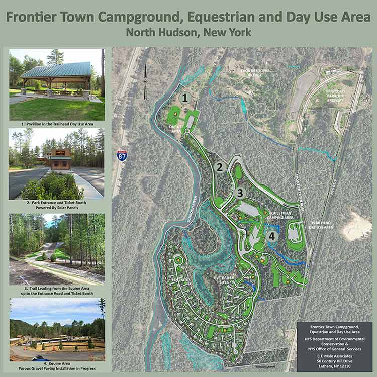 Frontier Town Campground Award-Winning Design