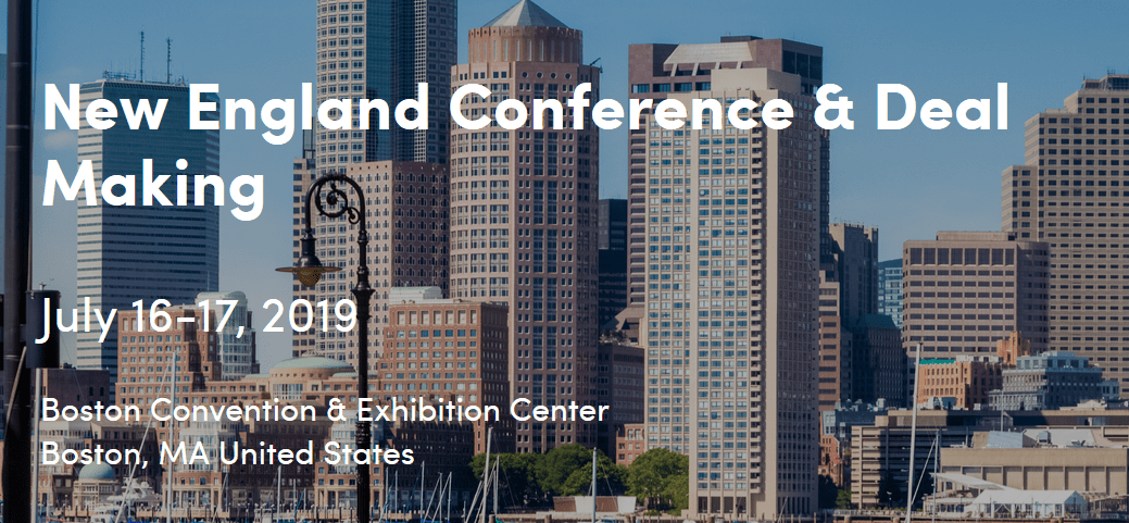 New England Conference announcement