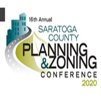 Saratoga County Planning & Zoning Conference logo