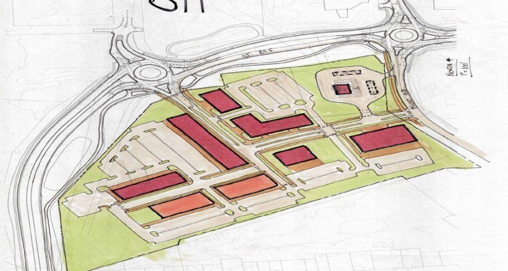 Floyd Avenue development design