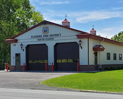 Market - Elsmere Fire District Station 2